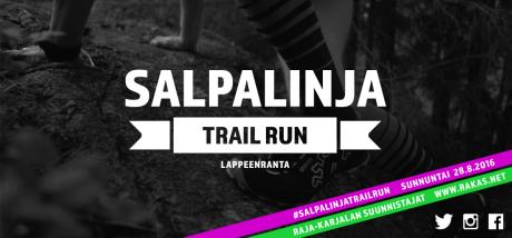 Salpalinja Trail Run 2016